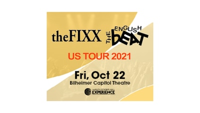 English Beat and The Fixx