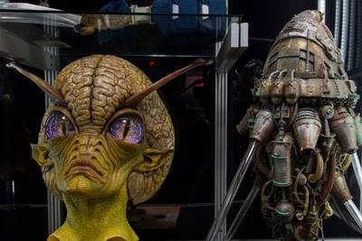 Houston girl, 5, thinks mom is alien from 'Men In Black' after finding passport