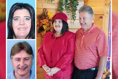 NC couple sought in killing of wife's co-worker nabbed by U.S. marshals in Phoenix
