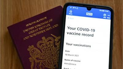 Fines For Vaccine Passport Violations