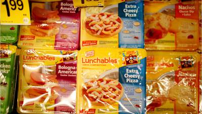 Where's The Lunchables