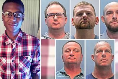 3 Colorado cops, 2 fire medics indicted in 2019 ketamine-related death of Elijah McClain
